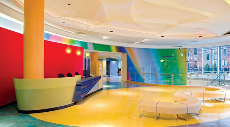 Assessing Design Choices In Pediatric Units